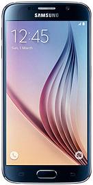 Samsung Galaxy S6 G920F 32GB LTE Sim Free Unlocked Phone (Black) Phones