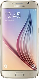 Samsung Galaxy S6 G920F 32GB LTE Sim Free Unlocked Phone (Gold) Phones
