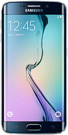 Samsung Galaxy S6 Edge G925F 64GB LTE Sim Free Unlocked Phone (Black) Phones
