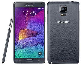 Samsung Galaxy Note 4 N910C 32GB LTE Sim Free Unlocked Phone (Black) Phones