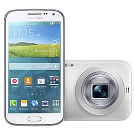 Samsung Galaxy K Zoom C115 LTE Sim Free Unlocked Phone (White) Phones