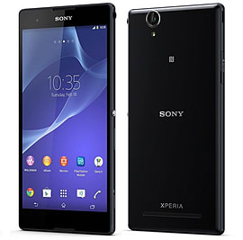 Sony Xperia T2 Ultra D5322 Dual Sim 8GB 3G Unlocked Phone (Black) Phones