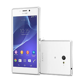 Sony Xperia M2 D2302 Dual Sim 8GB 3G Unlocked Phone (White) Phones