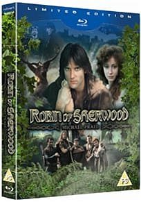 Robin of Sherwood: Series 1 and 2 Blu-ray