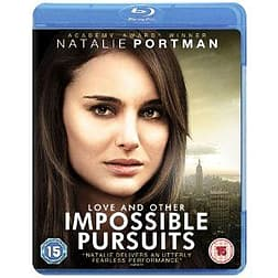 Love and Other Impossible Pursuits Blu-ray