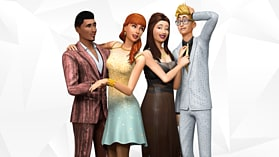 The Sims 4: Luxury Party Stuff Pack screen shot 1