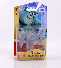 DISNEY INFINITY SULLEY CRYSTAL LIMITED EDITION Infinity