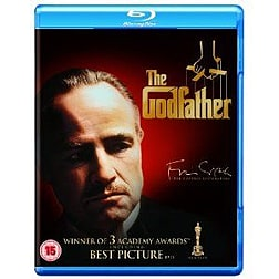 The Godfather [Blu-ray] Blu-ray