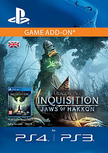 Dragon Age: Inquisition - Jaws of Hakkon PlayStation Network