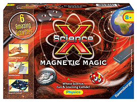 ScienceX Mini, Magnetic Magic Traditional Games