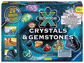 ScienceX Maxi, Crystals and Gemstones Traditional Games