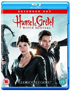 Hansel And Gretel: Witch Hunters Blu-ray