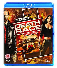 Death Race - Reel Heroes Blu-ray