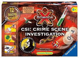 ScienceX Midi, CSI: Crime Scene Investigation Traditional Games