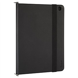 Targus Kickstand Case With Hand And Shoulder Strap Ipad Air 10.1 Black Tablet