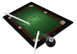 iPieces Pool Tablet