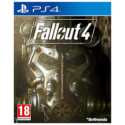 Fallout 4 PlayStation 4 Cover Art