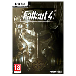 Fallout 4 PC Games Cover Art
