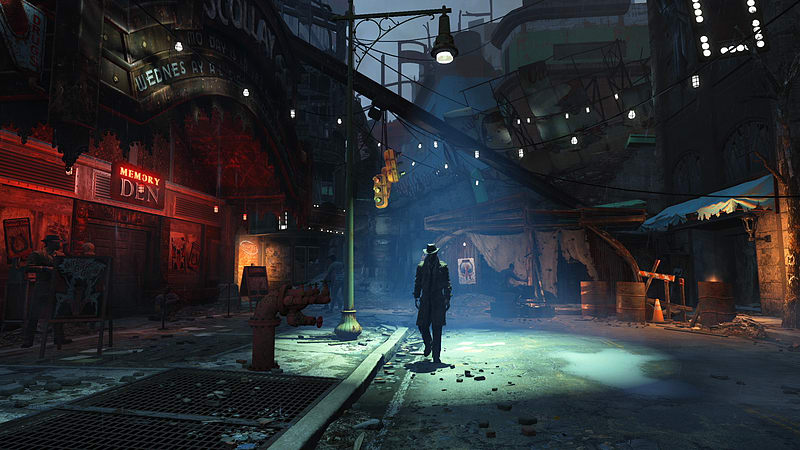 Бесплатный Ключ Fallout 4