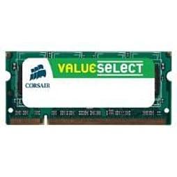 Corsair 4096mb Memory Module 1333mhz Pc3-10666 Ddr3 So-dimm 204pin 9-9-9-24 PC
