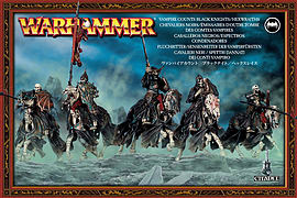 Warhammer Vampire Counts Black Knights/ Hexwraiths Figurines and Sets