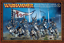 Warhammer Dragon Princes of Caledor Figurines and Sets