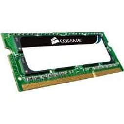 Corsair 8gb (2x4gb) Memory Module Kit 1333mhz Pc3-10666 Ddr3 So-dimm 204pin 9-9-9-24 PC