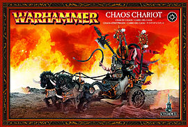 Warhammer Chaos Chariot Figurines and Sets