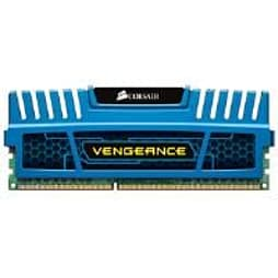 Corsair Vengeance 8gb (2x240) Memory Kit Ddr3 1866mhz Dimm Unbuffered (blue) PC