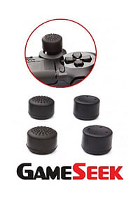 PlayStation Thumb Grips (for PS4 and PS3 controllers) Tall Analogue Caps PS3