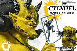Citadel Hobby Starter Kit Figurines and Sets