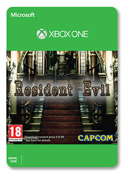 Resident Evil HD Remaster Xbox Live
