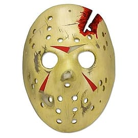 Friday The 13TH Part 4 - The Final Jason Mask Prop Replica Figurines and Sets