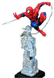 Marvel Comics Amazing Spider-Man: Spider-Man Unleashed Fine Art Statue Figurines and Sets
