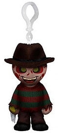 Nightmare on Elm Street 4 inch Plush Clip On Figure - Freddy Krueger Figurines and Sets