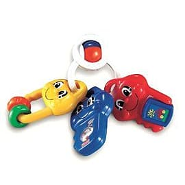 Musical Activity Keys Pre School Toys