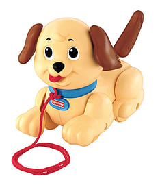 Fisher-Price Lil Snoopy Pull Along Dog Pre School Toys