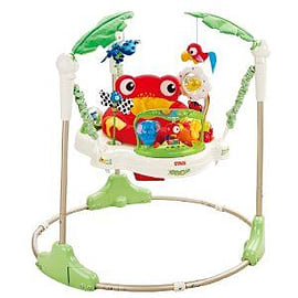 Fisher Price Rainforest Jumperoo Pre School Toys