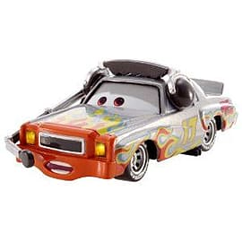 Disney Pixar Cars 2 - Lights and Sounds Darrell Cartrip Figurines and Sets