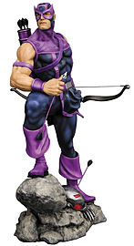 Hawkeye Classic Avengers Fine Art Statue Figurines and Sets