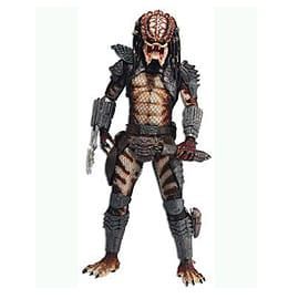 Predator 2 Series 2 Unmasked Open Mouth City Hunter Figure (Single Figure) Figurines and Sets