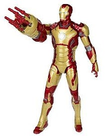 Iron Man 3 Sonic blasting toy Figurines and Sets