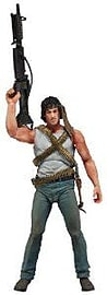 Rambo 7 Inch Deluxe Action Figure First Blood Figurines and Sets