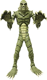 Universal Monsters 9 inch Creature From The Black Lagoon Figurines and Sets