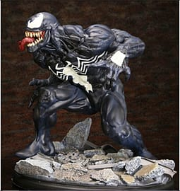 Marvel Comics Amazing Spider-Man: Venom Unbound Fine Art Statue Figurines and Sets
