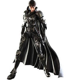 Man Of Steel Play Arts Kai Faora-Ul Figurines and Sets