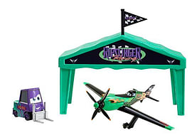 Disney Planes Ripslinger Pit Row Giftset Figurines and Sets