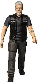 Sons Of Anarchy Clay Morrow 6 Inch Figure Figurines and Sets