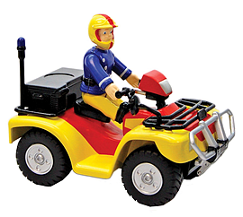 Fireman Sam Quad Bike Figurines and Sets