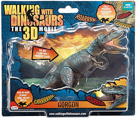 Walking With Dinosaurs Talking Gorgon Figurines and Sets